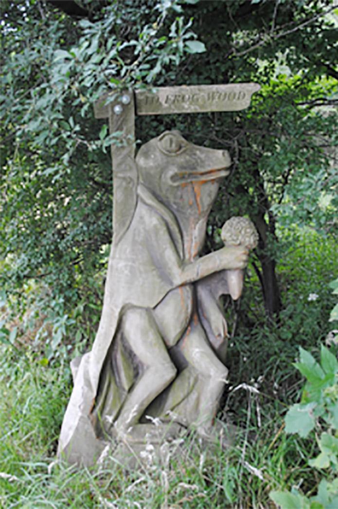 Frog Wood
