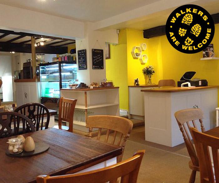 Honey Bea's Cafe, Winchcombe
