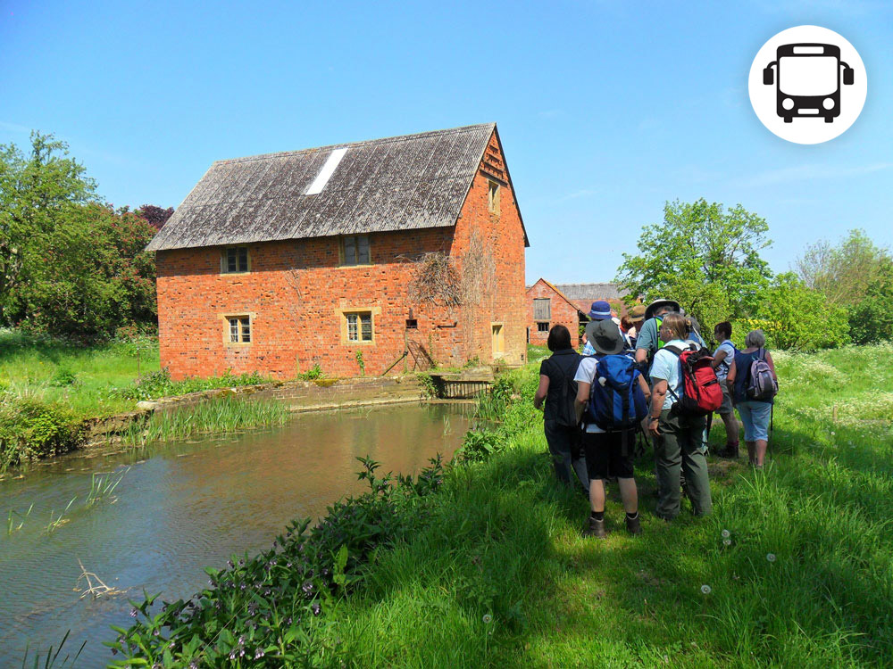 Walk 3: Isbourne Way to its confluence with River Avon