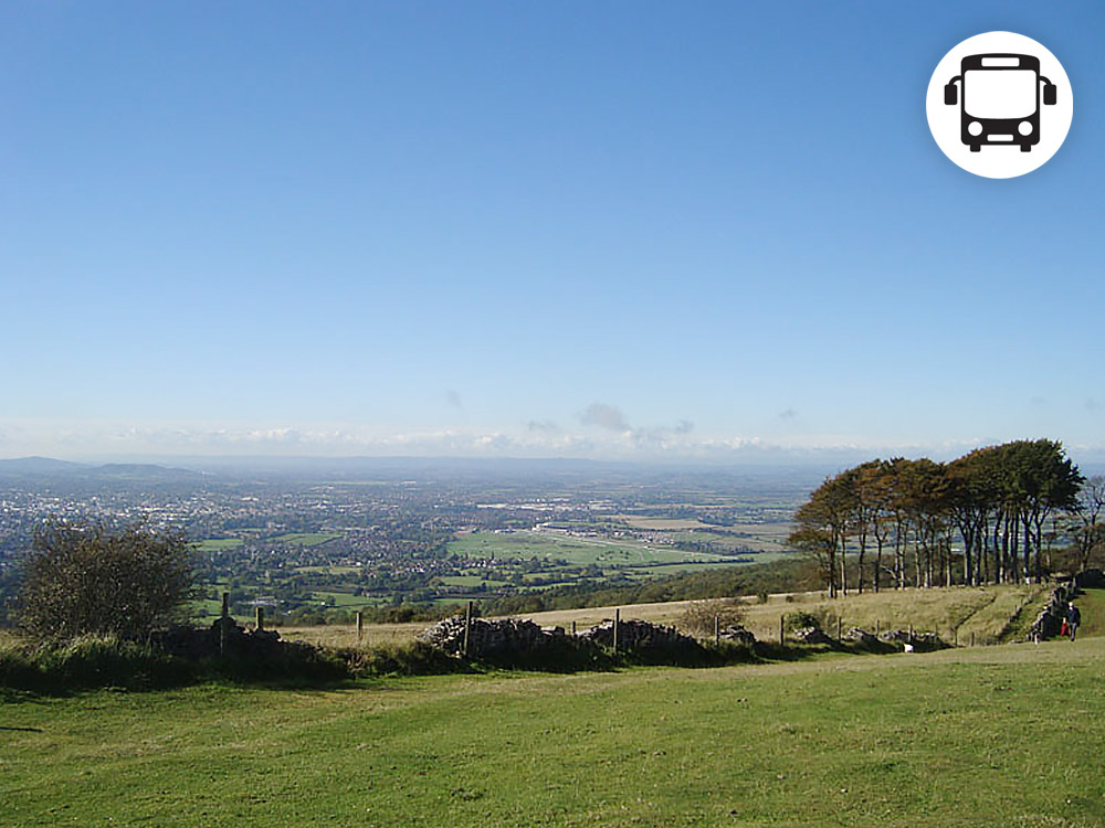 Walk 16: Cleeve Common and butterfly reserve
