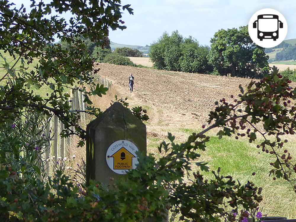 Walk 22: Cotswold Way... 50 years ago