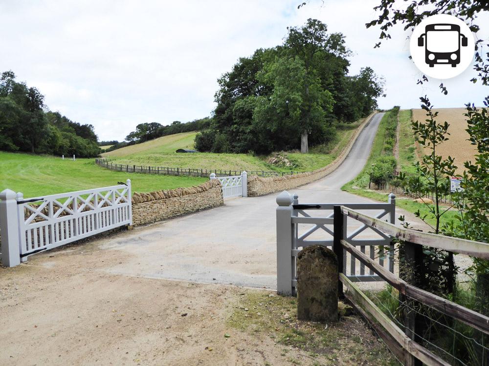 Walk 5 Farmcote Estate wildlife and habitats