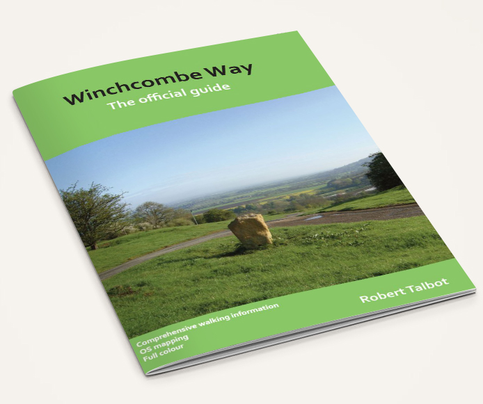 Winchcombe Way: The Official Guide